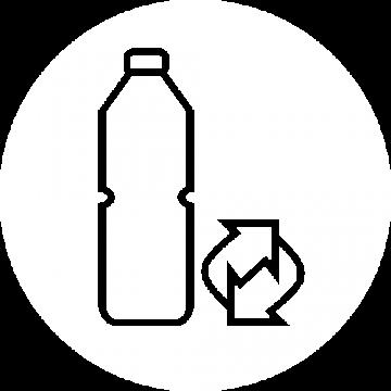 ÄSTHETIKA icon recycled pet