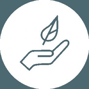 ÄSTHETIKA icon sustainability