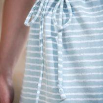 ÄSTHETIKA Dress One stripes detail2