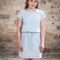 ÄSTHETIKA Dress One stripes front