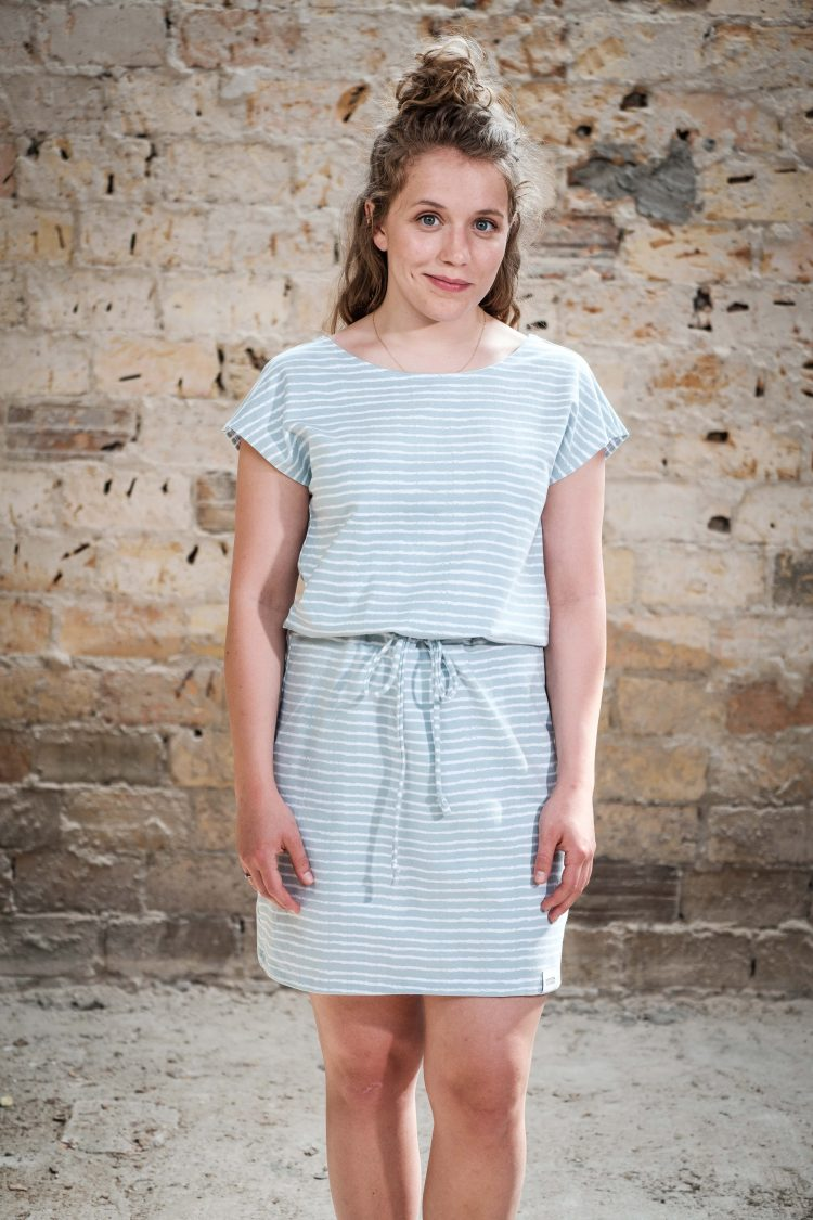 ÄSTHETIKA Dress One stripes front