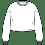 ÄSTHETIKA – Frauen Sweatshirt