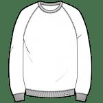 ÄSTHETIKA – Reglan Sweatshirt