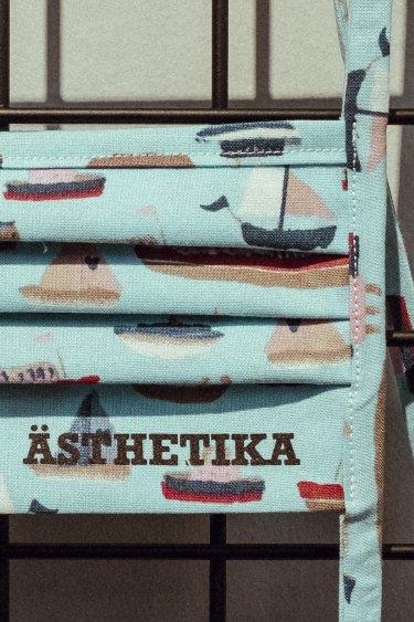 ÄSTHETIKA – Maske Boote Detail