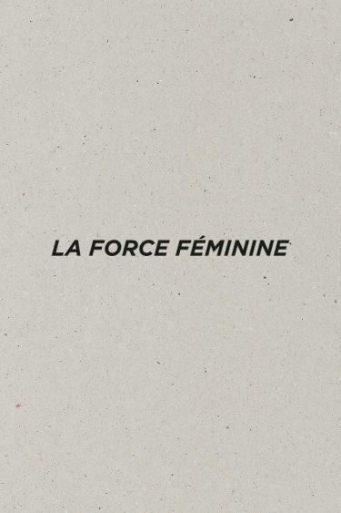 AESTHETIKA Motiv Close Up LA FORCE FEMININE MINI