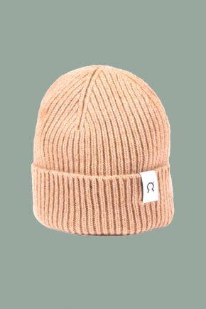 Rifó - Mütze beige detail