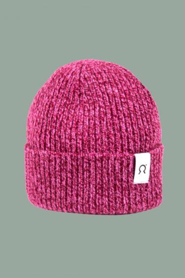 Rifó - Mütze rot meliert