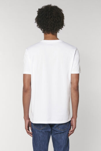 AESTHETIKA T-SHIRT white back men