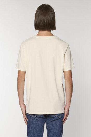 ÄSTHETIKA T-Shirt - BASIC raw back